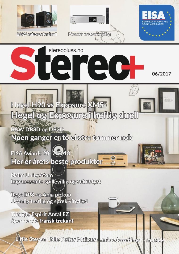 Stereo+ Stereopluss 6 2017
