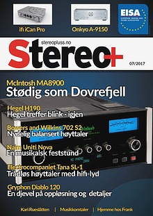 Stereo+ Stereopluss 7 2017