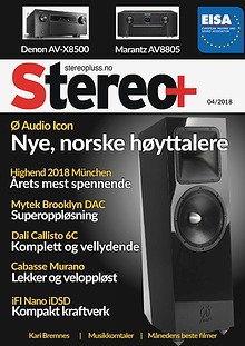 Stereo+ Stereopluss 4 2018