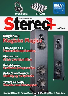 Stereo+ Stereopluss 9 2018