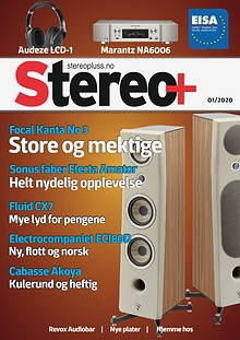 Stereo+ Stereopluss 1 2020