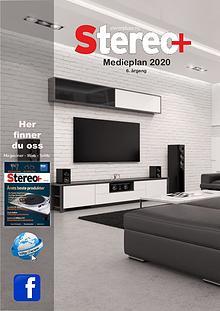 Stereo+ Medieplaner