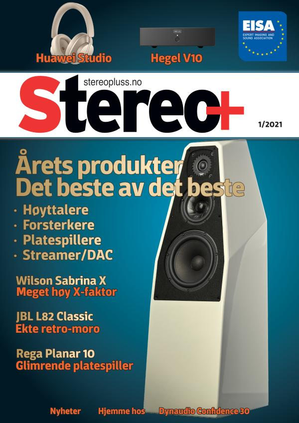 Stereo+ Stereopluss.no 1 2021