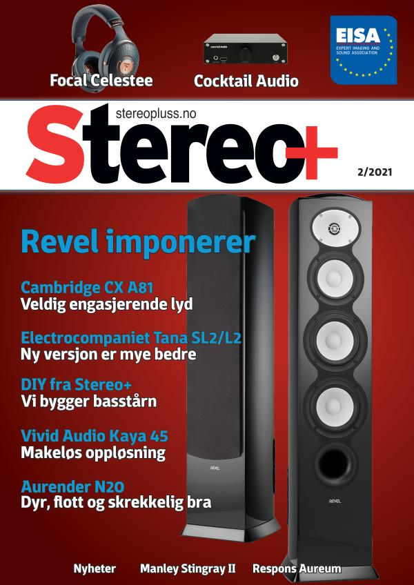 Stereo+ Stereopluss.no 2 2021