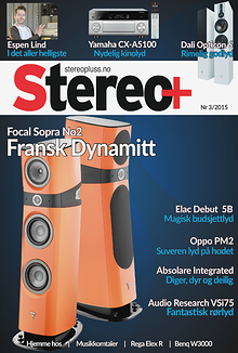 Stereo+ Stereopluss 3 2015