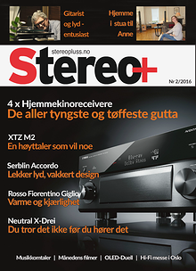 Stereo+ Stereopluss 2 2016