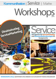 Workshops Service Schmiede
