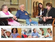 More People Needing Care