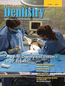 Houston Dentistry Volume 4 Issue 1