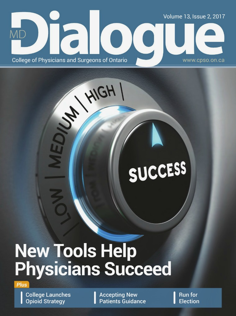 Dialogue Volume 13 Issue 2 2017
