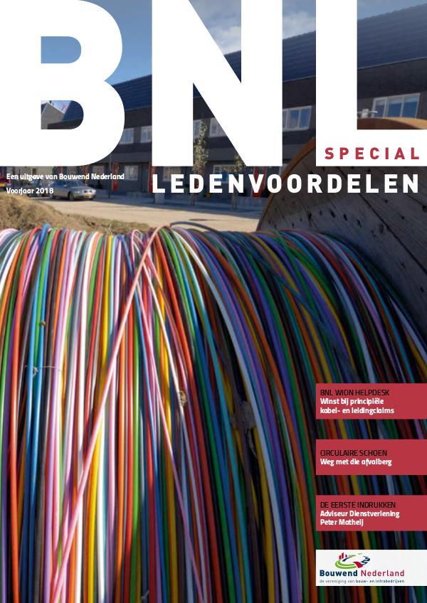 BNL Ledenvoordelen Special voorjaar 2018