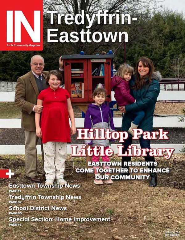 IN Tredyffrin-Easttown Spring 2020