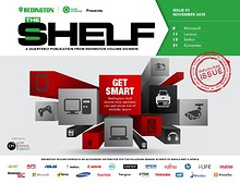 TheShelf - Issue 01