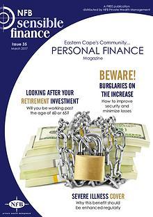 NFB Sensible Finance Magazine Issue 35