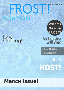 Frost Fashion!