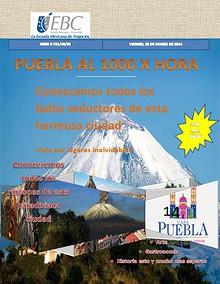 Puebla al 1000 X Hora