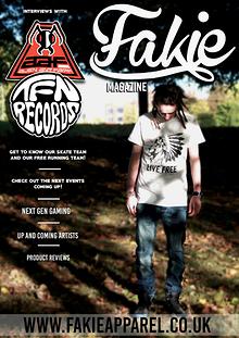 Fakie Magazine