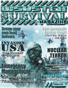 Disaster Survival Magazine