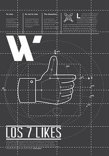 Los 7 likes de Facebook