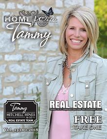 At Home with Tammy Real Estate Magazine