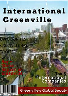 The International Business of Greenville, South Carolina