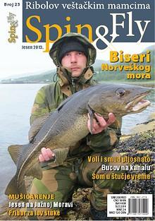 Spin&Fly 23 - Biseri Norveškog mora
