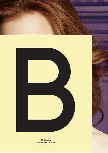ABCedaire B