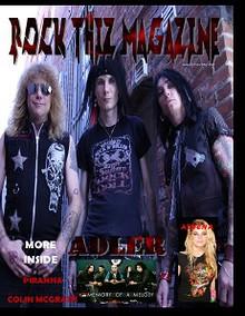 Rock Thiz Magazine Issue #3 Vol.2 May 2012 Digital
