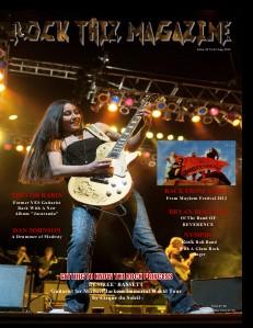 Rock Thiz Magazine Issue #6 Vol.2 July 2012