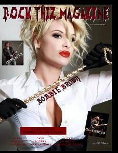 Rock Thiz Magazine Digital 1 Year Subscription Rock Thiz Magazine Issue #4 Vol.2 June 2012