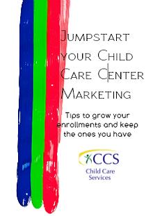 Jumpstart your Child Care Center Marketing