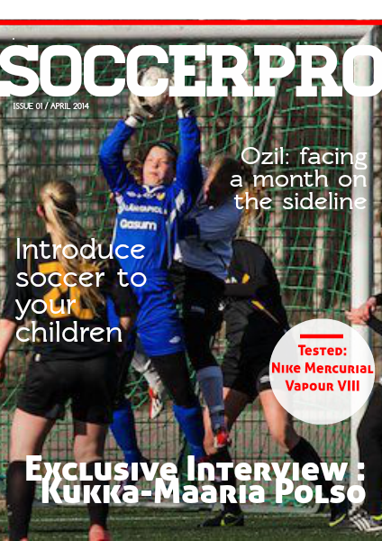 Soccer April 2014