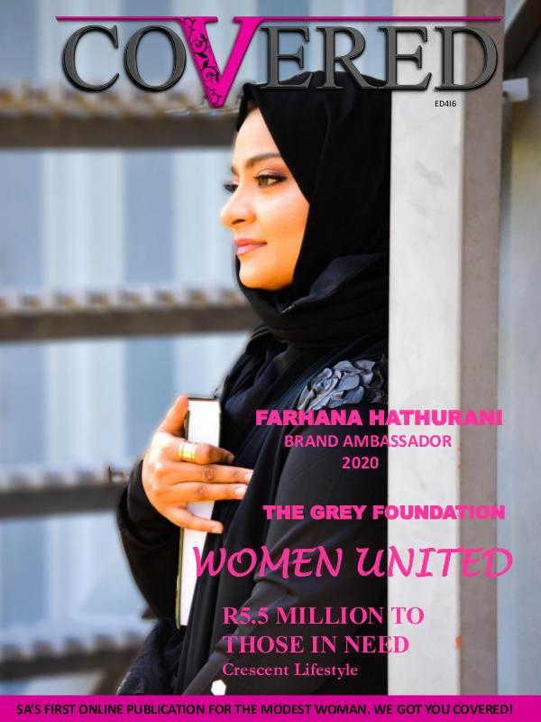COVERED Edition 4 Issue 6