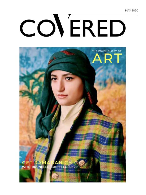 COVERED May Issue 2020