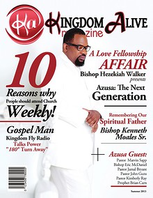 Kingdom Alive Magazine