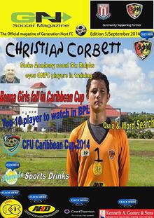 GN Soccer Magazine