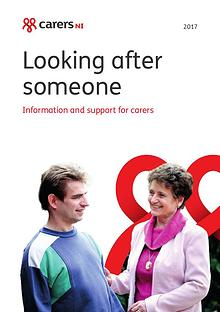 Looking after someone