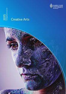James Cook University UG Study Area Booklet - CREATIVE ARTS 2015.pdf
