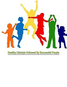 Healthy Routine Successful Life