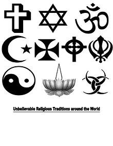 Religions & Their Traditions