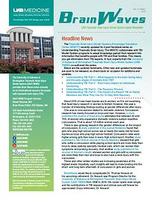 Brain Waves: UAB Traumatic Brain Injury Model System Newsletter
