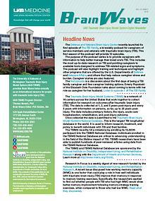 Brain Waves: UAB Traumatic Brain Injury Model System Newsletter