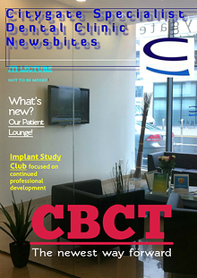 Citygate Specialist Dental Clinic Newsbites