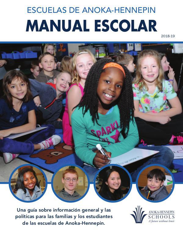 Policy handbook 2018-19 [Spanish] [copy]