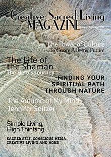 Creative Sacred Living Magazine