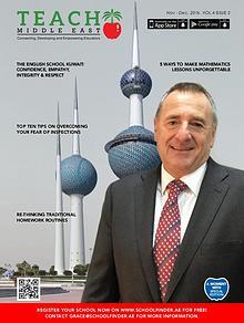 Teach Middle East Magazine