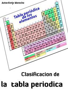 La tabla periòdica
