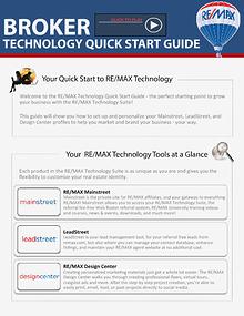 BROKER Quick Start Technology Guide2014