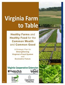 Virginia Farm to Table Plan