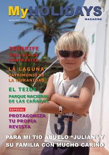 MyHOLIDAYS magazine